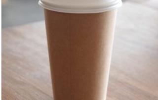 Copo Bioplastico da Biome Bioplastics