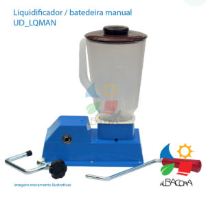 Liquidificador manual